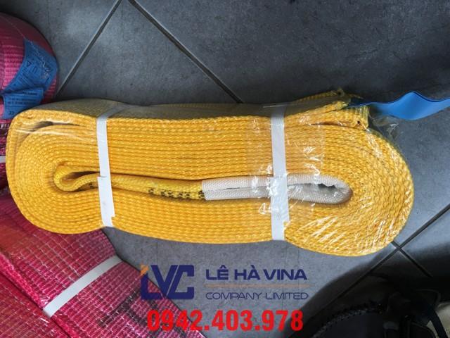 cáp vải cẩu hàng 3 tấn, cáp vải, cáp vải cẩu hàng, cap vai cau hang 3 tan, cap vai