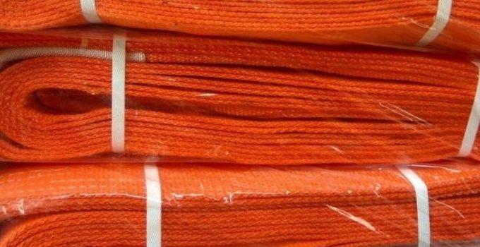 Cáp vải nâng hàng 10 tấn