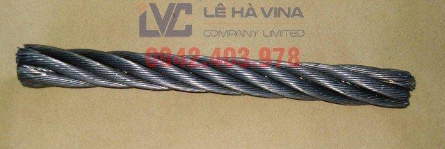 Cáp lụa mạ,  quy trình sản xuất cáp lụa mạ, cáp thép, Công ty TNHH Lê Hà ViNa, Lê Hà ViNa, phân phối cáp lụa mạ