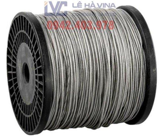 Công ty TNHH Lê Hà ViNa, Cáp khoan cọc nhồi, cáp thép, Cáp khoan cọc nhồi 4x39, cáp thép chịu lực, Lê Hà ViNa, cáp khoan