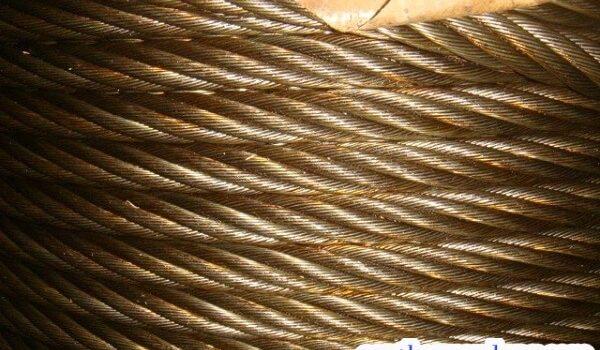 Cáp mạ dầu, cáp thép mạ dầu, cáp thép, thông số kỹ thuật cáp thép, thông số kỹ thuật cáp thép mạ dầu