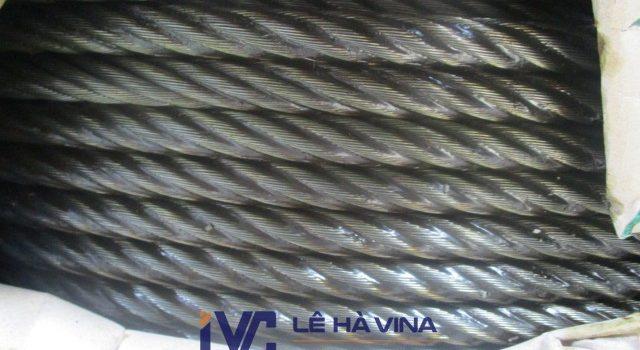 cáp thép nâng hạ, cáp thép, sử dụng cáp thép, cáp thép xây dựng, cáp thép chất lượng