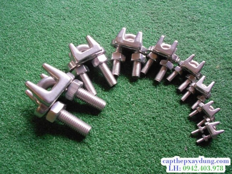 khóa cáp inox 304, khóa cáp, thông số kỹ thuật khóa cáp inox 304, phụ kiện cáp, khóa cáp inox