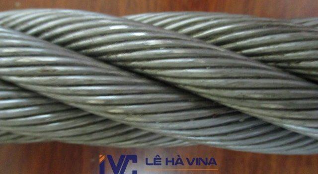 Cáp thép D32 Hàn Quốc, Cáp thép D32, Cáp thép, dây cáp thép, Cáp thép Hàn Quốc