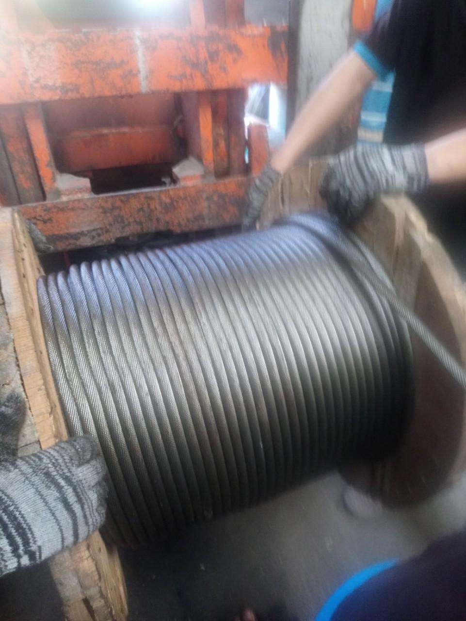 sử dụng cáp chống xoắn , công ty TNHH Lê Hà Vina , Cáp chống xoắn , dây cáp chất lượng cao