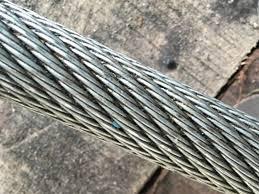 Cáp thép chống xoắn 4x39, Cáp cẩu, Cáp khoan, Công ty Lê Hà Vina, Dây cáp thép
