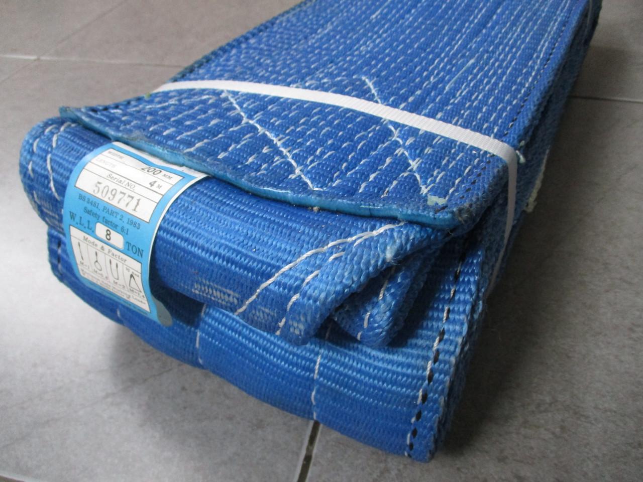 Dây cáp vải cẩu hàng Hàn Quốc, Dây cáp vải cẩu hàng, cáp vải cẩu hàng, cáp vải, cáp cẩu vải, mua cáp vải cẩu hàng Hàn Quốc, công ty TNHH Lê Hà Vina, Lê Hà Vina