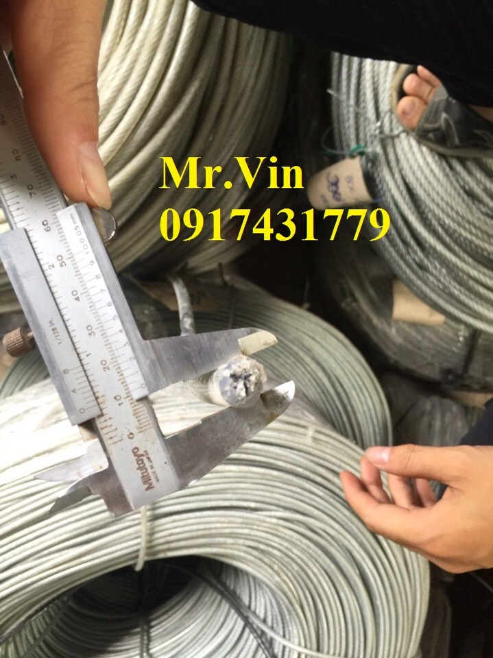 Báo giá cáp bọc nhựa, Mua dây cáp bọc nhựa giá rẻ, Dây cáp bọc nhựa chính hãng 100%, Giá dây cáp thép bọc nhựa, Dây cáp chất lượng cao
