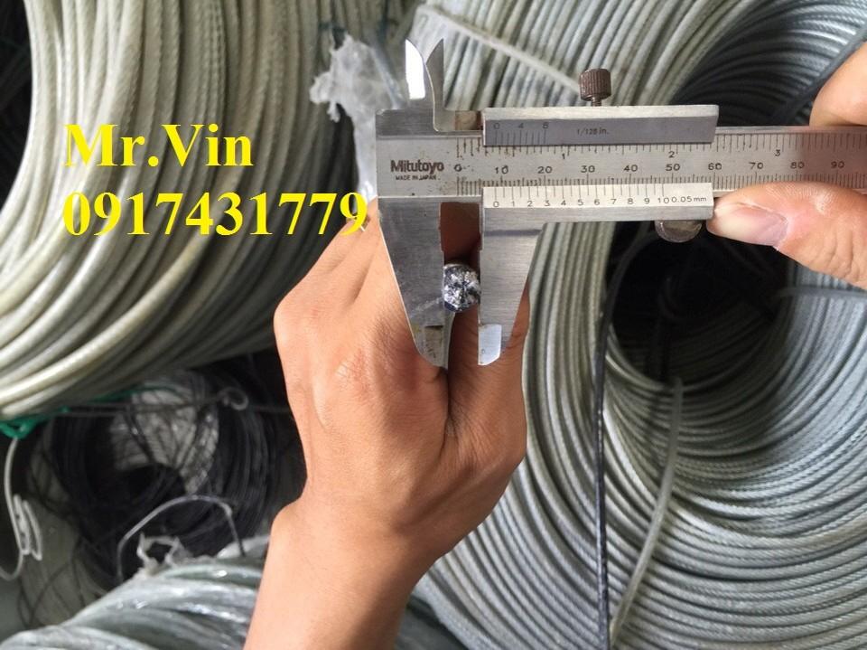 Giá dây cáp thép bọc nhựa, Mua cáp bọc nhựa, Dây cáp bọc nhựa chất lượng, Dây cáp thép thông thường, Thép cacbon