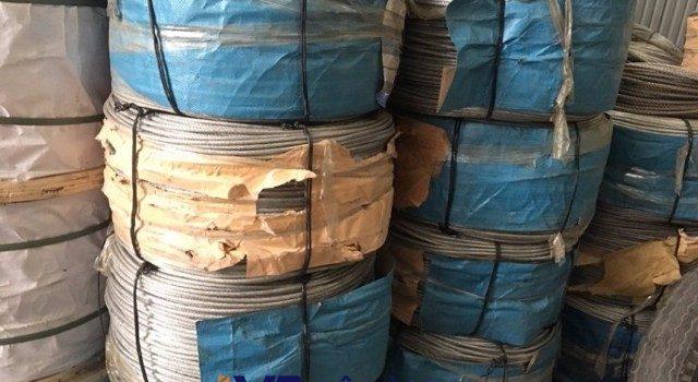 Cáp inox 304 3mm, Cáp inox 304, Cáp inox, Lê Hà Vina, Mua cáp inox 304