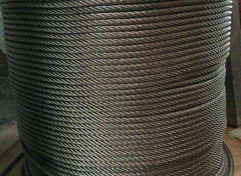 Cáp inox 3,5mm 6x19, Cáp inox trang trí, Cáp inox 3,5mm 6x19 là gì, Cấu tạo của cáp inox, Công ty TNHH Lê Hà Vina, Sản phẩm cáp inox