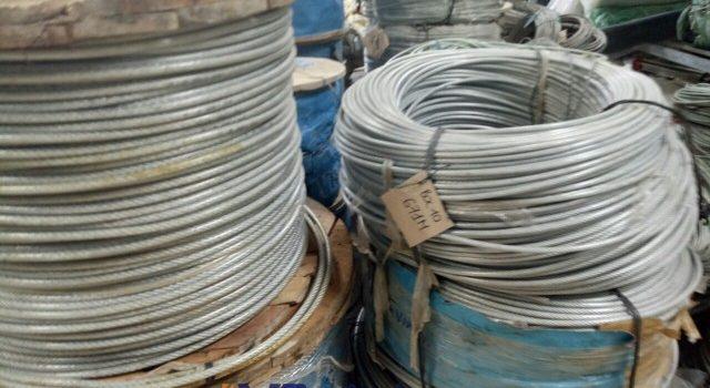 Dây cáp bọc nhựa, Dây cáp thép bọc nhựa, Thép cacbon chất lượng cao, Nhựa PVC, Sử dụng cáp bọc nhựa, Cáp bọc nhựa là gì, Tuổi thọ của dây cáp