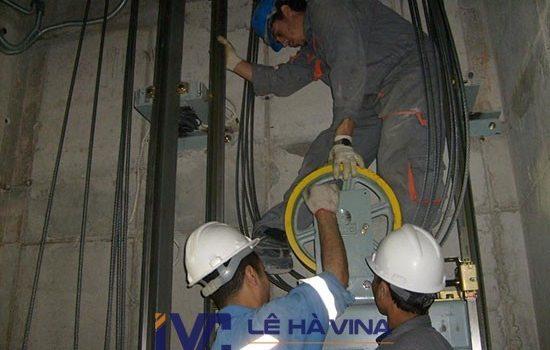 Cáp tải thang máy Hàn Quốc D8 là gì, Cáp tải thang máy Hàn Quốc, Cáp tải thang máy, Cấu tạo của cáp tải thang máy Hàn Quốc D8, Cáp tải thang máy Hàn Quốc D8, mua cáp thang máy Hàn Quốc, công ty TNHH Lê Hà Vina