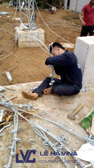 Cáp cứng, Công ty TNHH Lê Hà Vina, Ma ní, Ma ní và tăng đơ, Mua cáp cứng viễn thông, Tăng đơ