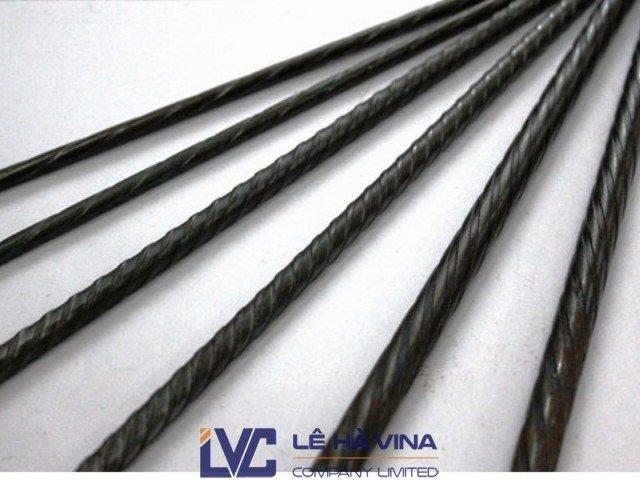 Cáp thép dự ứng lực 7.1mm, Cáp thép dự ứng lực, Cáp dự ứng lực, Công ty Lê Hà Vina, Cáp dự ứng lực 7.1